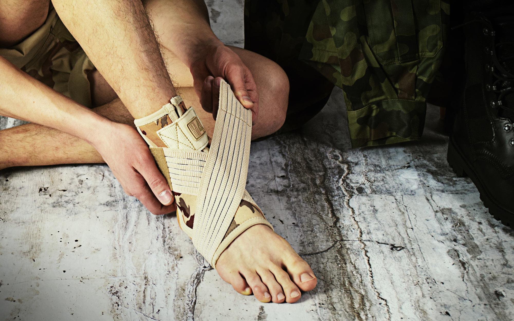 Ortezy stawu skokowego i stopy